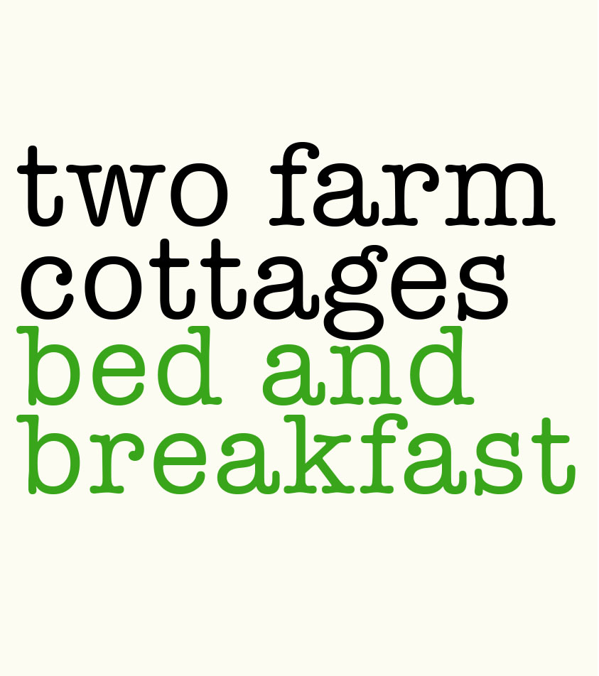 Two farm cottages